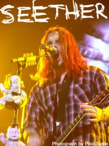 Seether Live