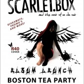 Scarlet Box hits back with second album