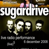 Sugardrive Live on 5FM Tomorrow