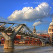 London in HDR: My first attempts