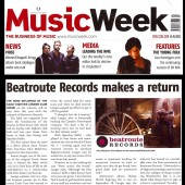 Published in Music Week