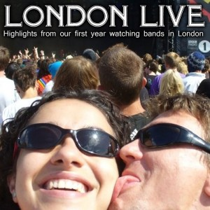 London Live Playlist Cover