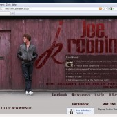 Joe Robbins Website