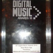 BT Digital Music Awards 2010