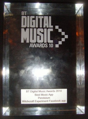 BT Digital Music Award