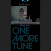 One More Tune Promo pages
