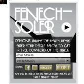 Fenech-Soler Demons Widget