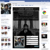 Josh Groban Competition Facebook Tab