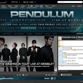 Pendulum at Wembley Arena Live Stream