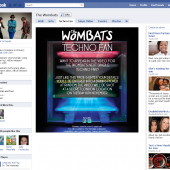 The Wombats 'like to enter' competition