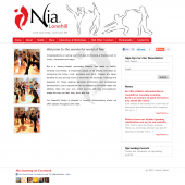 Nia Lonehill Website