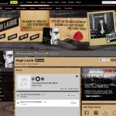 Hugh Laurie Blues Myspace Layout