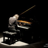 James Rhodes live at the Ambassadors Theatre: Photographs