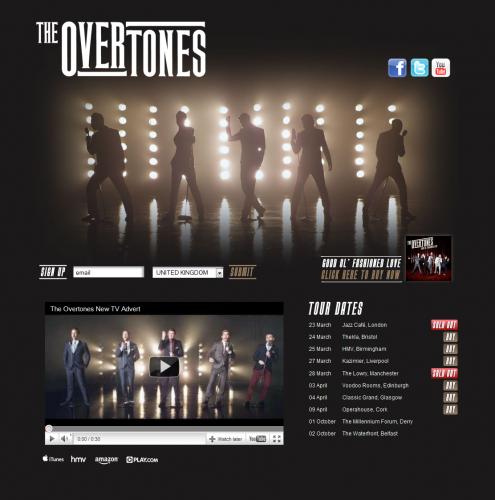 TheOvertones.tv
