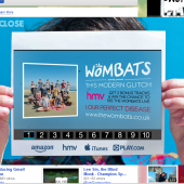 The Wombats 'This Modern Glitch' Album Preview in The Wombatizer