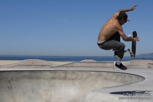 LA Venice Beach Skater