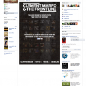 Clement Marfo & The Frontline Exclusive Content Facebook Tab