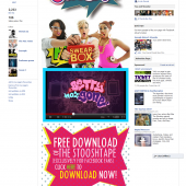 StooShe Betty Woz Gone Video & Free Downloads Facebook Tab