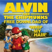 Alvin & The Chipmunks Free Download Microsite