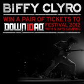 Biffy Clyro Download Fest Competition Widget