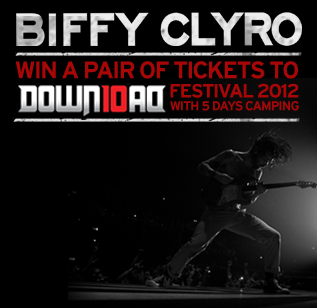 Biffy Clyro Download Festival Widget Thumb