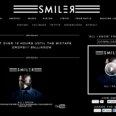 Smiler Tumblr Theme