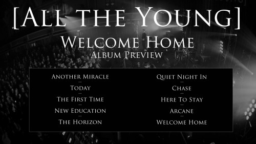 All the Young - Album Preview