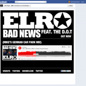Elro Like to Listen Facebook Tab