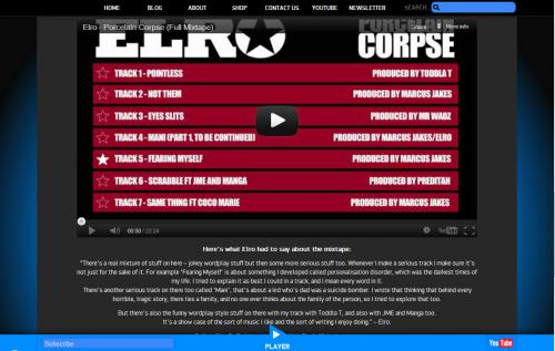 Elro - Porcelain Corpse - Mixtape SBTV_02
