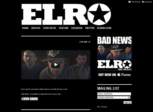 Elro Tumblr Theme_01