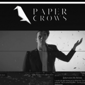 Paper Crows Build Videos Landing Page and Splash Lightbox