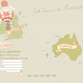 Lewis Watson's Get Lewis to Australia Campaign