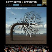 Biffy Clyro Opposites artwork reveal campaign