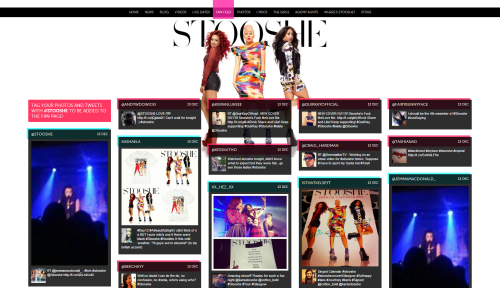 Stooshe Fan Feed 1