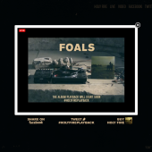Foals Album Playback Stream