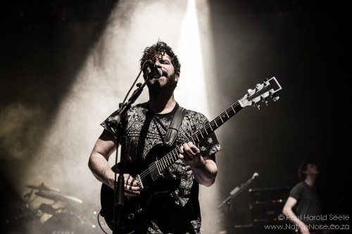 Foals live at the Royal Albert Hall
