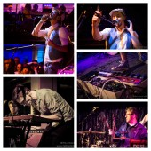 Photos: Jeremy Loops & Chris Letcher Live at The Jazz Cafe, London