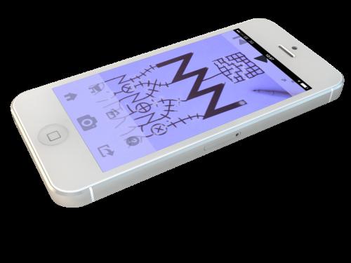 NoNoNo-App-iPhone-Angle