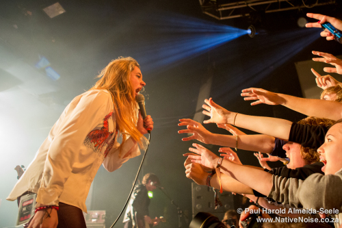 Marmozets Live at Scala, London