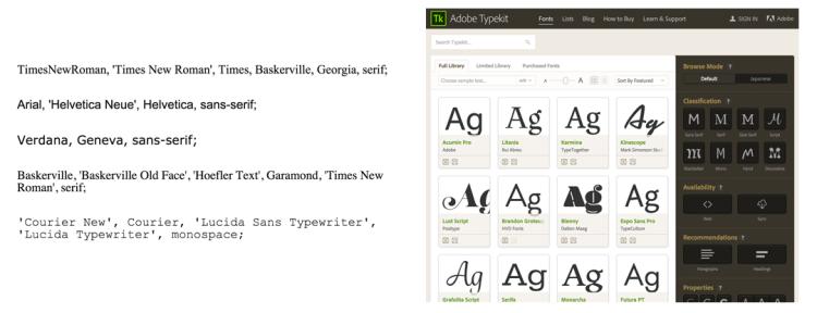 Web Fonts 2005-2015