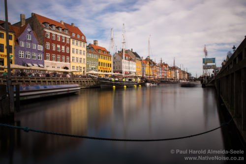Long Weekend in Copenhagen, 16-19 September 2016